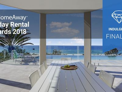 2018 Finalist in the HomeAway Holiday Rental Awards