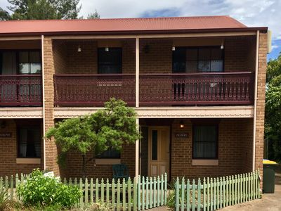 Acacia terrace, close to the centre of Mudgee and opposite a beautiful park.