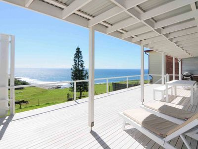 ONE TREE, Gerroa: north facing ocean views
