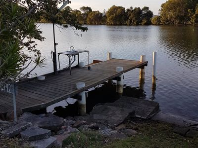 Your Own Private Jetty