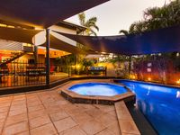Pool and Entertainment Deck