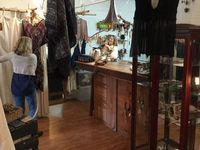 Locally handmade clothing shop below Potters Warehouse