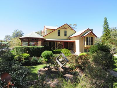Sandholme Guesthouse on Jervis Bay