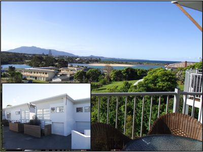 Seascape Apartment 2 in Wattle St, Bermagui
