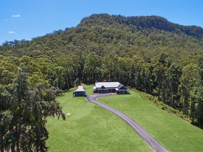 Lymberry Budgong, Kangaroo Valley