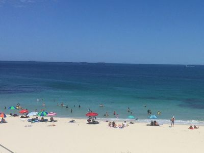 Walk at Cottesloe Beach