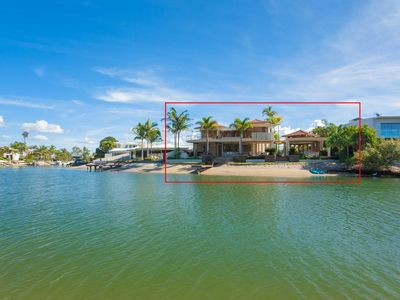 Premier waterfront location