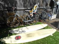 Bikes and Surfboards