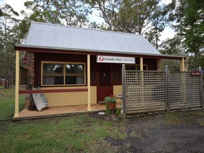 Post Office -Jervis Bay Retreat