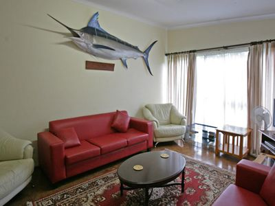 Fishos Dream - In town, boat parking, great BBQ facilities and pets welcome - Bu