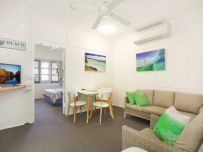 Tondio Terrace Flat 2 - Neat and tidy budget accommodation, easy walk to the bea