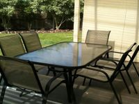 BBQ/Outdoor Setting
