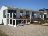 Anglesea Beach House front view