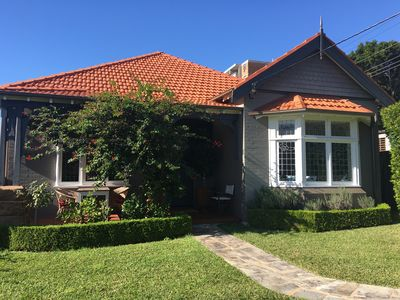 Comfortable house near Middle Harbour