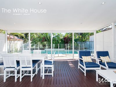Tomaree Road, 25, The White House