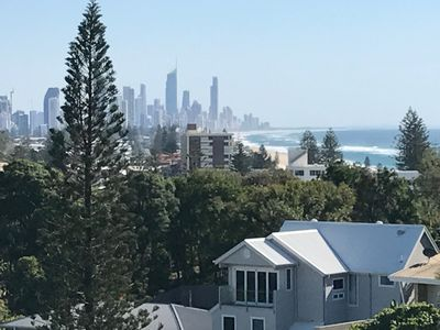Stunning views to Surfers Paradise