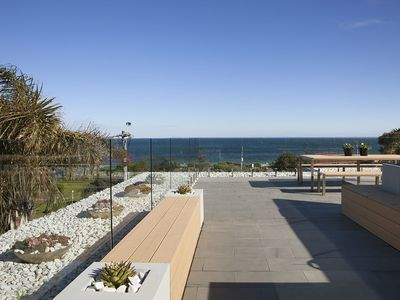Enjoy the sea breezes from the amazing rooftop deck