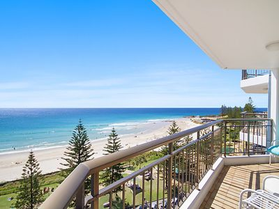 Bayview Unit 10b - Beachfront Rainbow Bay