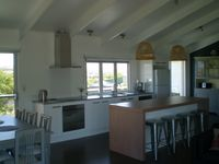Anglesea Beach House kitchen