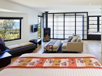Luxury accommodation for a romantic getaway