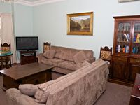 Lounge room in 3 bedroom apartment