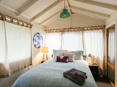 Main bedroom at cottage