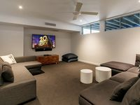 Large Theatre Room with Double Sofa Bed