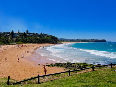 Beautiful Warriewood Beach at your doorstep