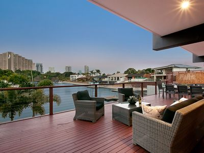 Enjoy outdoor living on the Gold Coast