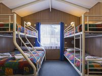Bedroom 2 with 2nd double bunk bed
