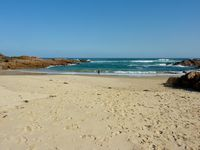 Access is by foot only Little Kingsley is a private beach 15 mins away