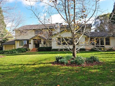 Fairholme - close to the fairways and vineyards
