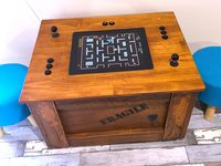 Arcade Game Machine with 60 great games