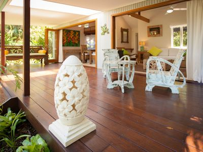 Sanctuary in The Pocket, Byron Bay Hinterland Accommodation, and Wedding Venue
