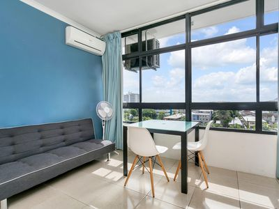 Sunshine Towers 602 - Studio Apartment