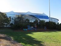 Blundstone Arena and Park nearby
