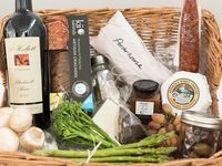 Couples Gourmet BBQ Food Hamper - available for purchase