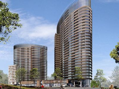 Luxury 2 Bedroom Apartment In Sydney Olympic Park