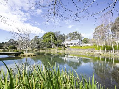 5 acres of garden, house dam with yabbies and perch