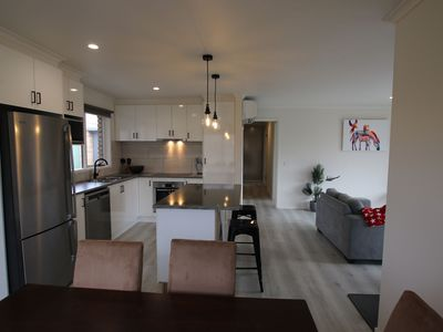 Open Plan Living all newly renovated