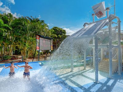 Water Park & Outdoor TV