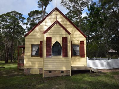 Church Cottage - Jervis Bay Retreat