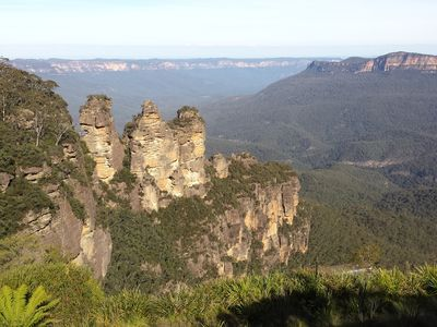 The Three Sisters Echo Point, Katoomba