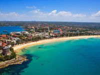 Building Location - Manly Beach Apartment with Views