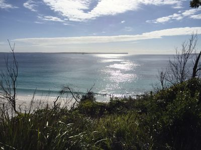 Hyams Beach - Closest suburbonly 4kms away without the Hyams Beach prices