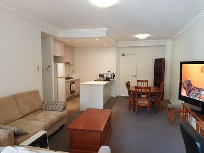 Centenary Park Apartment GG02