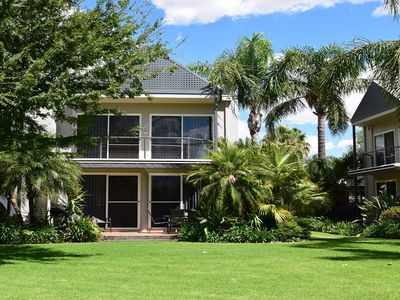 Waterfront Mulwala - Lucy Apartment Villa Tarni 14