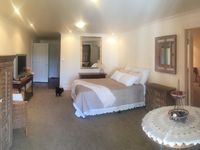 Bedroom 4 leads directly to main house for easy access