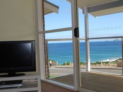 Neptune Port Elliot by Encounter Holiday Rentals.  Seas Views