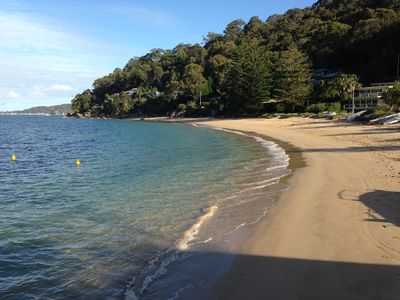 Beautiful Mackerel Beach